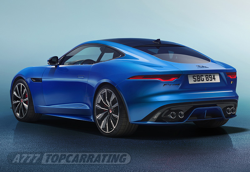 2020 Jaguar F-Type R Coupe