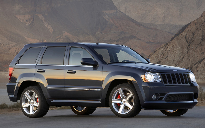 2006 Jeep Grand Cherokee SRT8 (WK) - specifications, photo ...