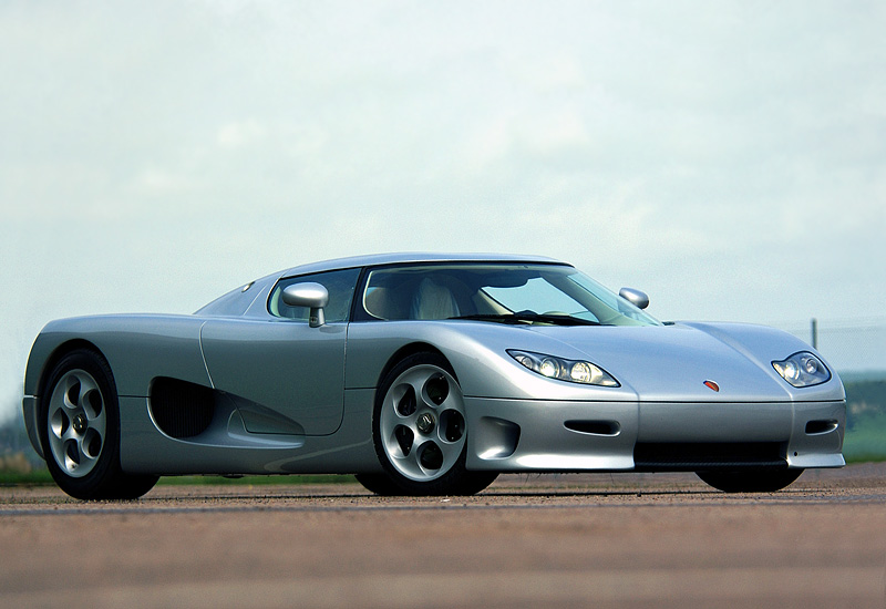 2002 Koenigsegg CC8S - specs, photo, price, rating
