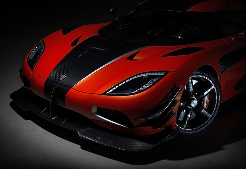 2016 Koenigsegg Agera One of 1