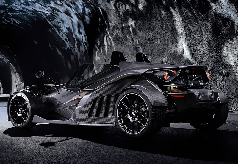 2016 KTM X-Bow GT Black Edition