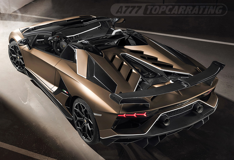 All Types Of Cars >> 2019 Lamborghini Aventador SVJ Roadster - specs, photo, price, rating