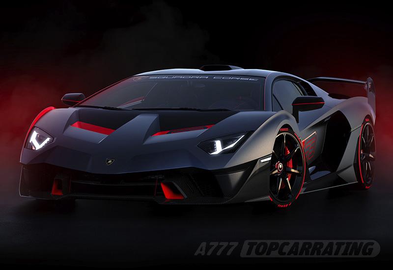 Lamborghini Aventador Roadster >> 2019 Lamborghini SC18 Alston - specs, photo, price, rating