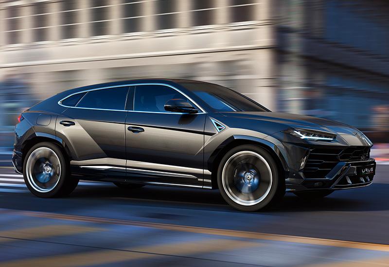 2019 Lamborghini Urus - price and specifications