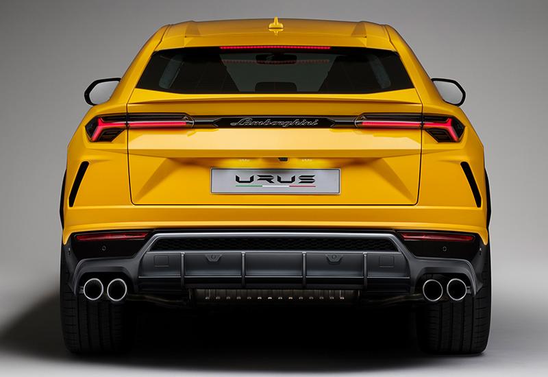 Lamborghini Suv Price >> 2019 Lamborghini Urus - specs, photo, price, rating