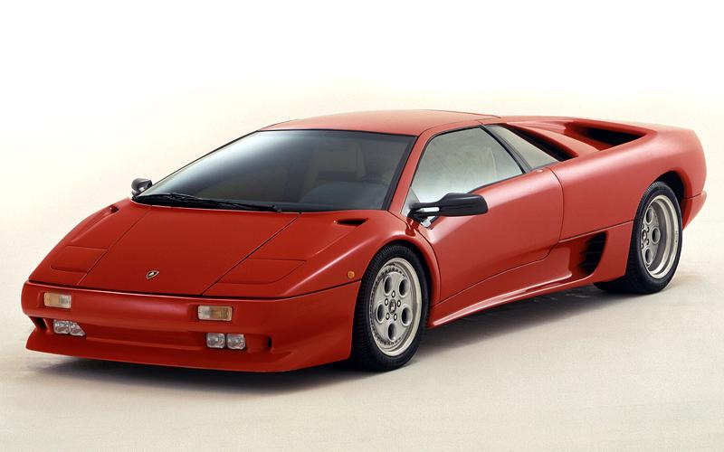 1990 Lamborghini Diablo - price and specifications