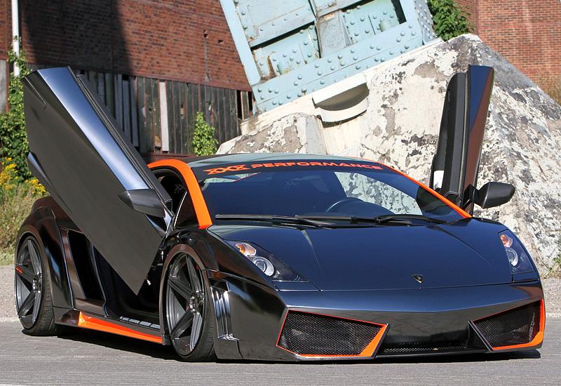 2013 Lamborghini Gallardo Xxx Performance Specs Photo