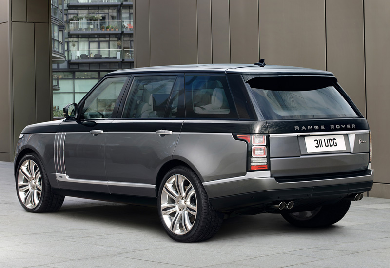 2015 Land Rover Range Rover SVAutobiography LWB