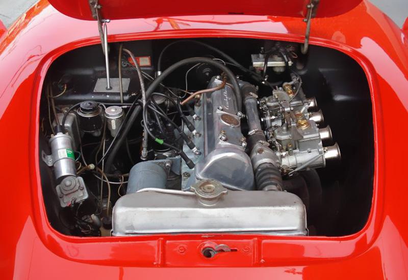 1962 Lotus Elite Super 105