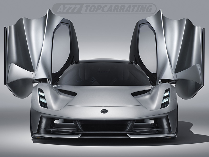 2020 Lotus Evija (Type 130)