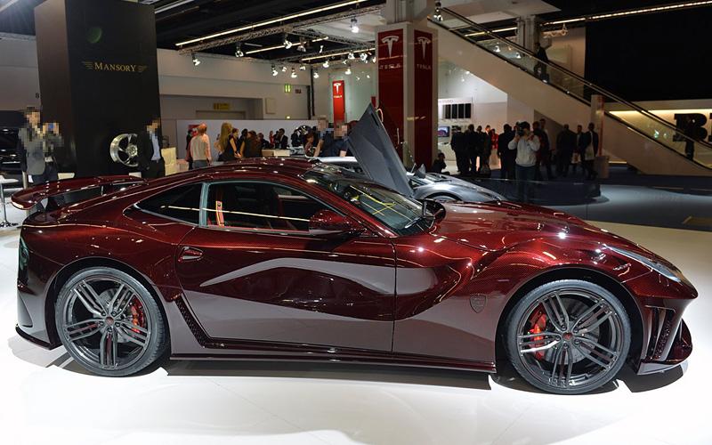 2013 Ferrari F12 Berlinetta Mansory La Revoluzione - specs