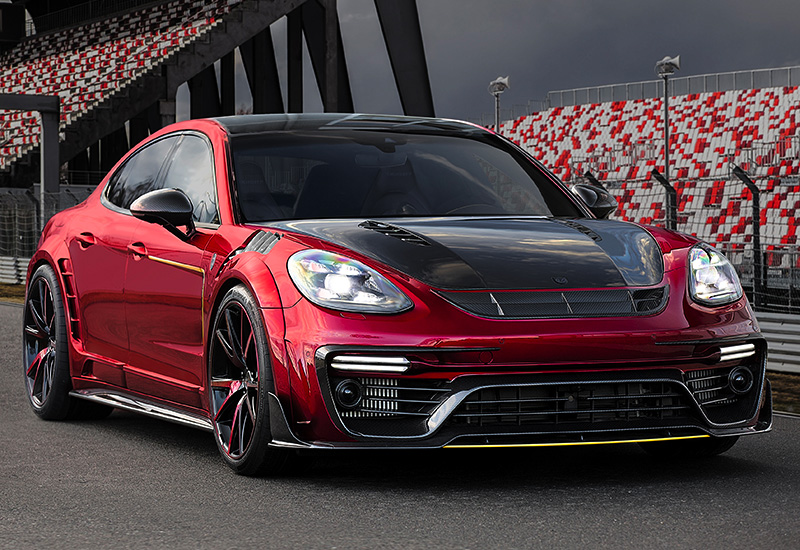 2017 Porsche Panamera Turbo Mansory Price And Specifications
