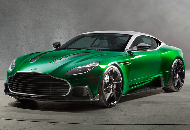 2018 Aston Martin Db11 Mansory Cyrus Price And Specifications