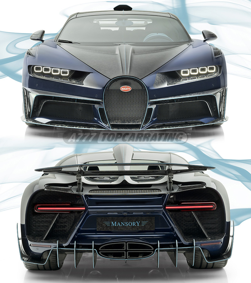 Bugatti Chiron Specs: 2019 Bugatti Chiron Mansory Centuria