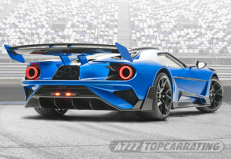 2020 Ford GT Le Mansory