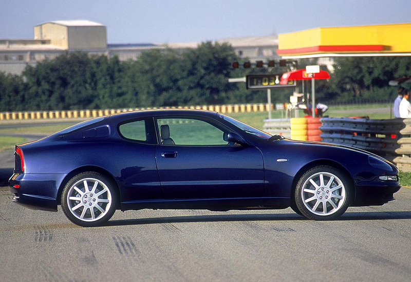 1998 Maserati 3200 GT related infomation,specifications ...