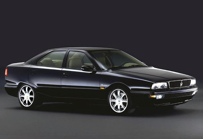 1998 Maserati Quattroporte Evoluzione V8 (AM337) - price ...