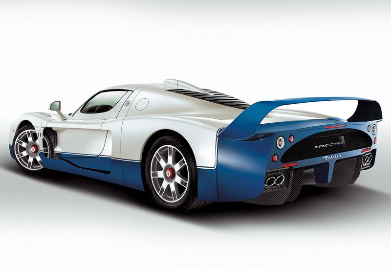 2004 Maserati MC12 - specifications, photo, price ...