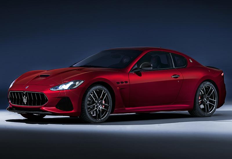 2018 Maserati Granturismo Mc Sport Line Price And Specifications
