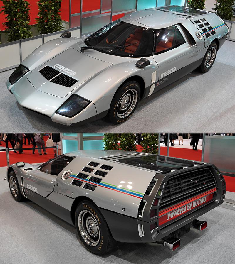 Car 2021: 1970 Mazda RX-500 Concept