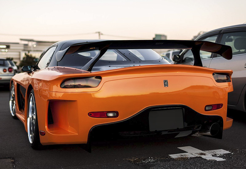 2005 Mazda Rx 7 Veilside Fortune Specs Photo Price Rating