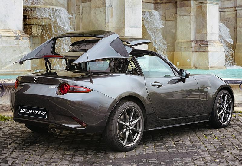 2017 Mazda Mx-5 Rf  Nd