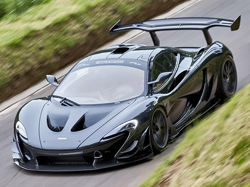 2017 McLaren P1 LM - specs, photo, price, rating