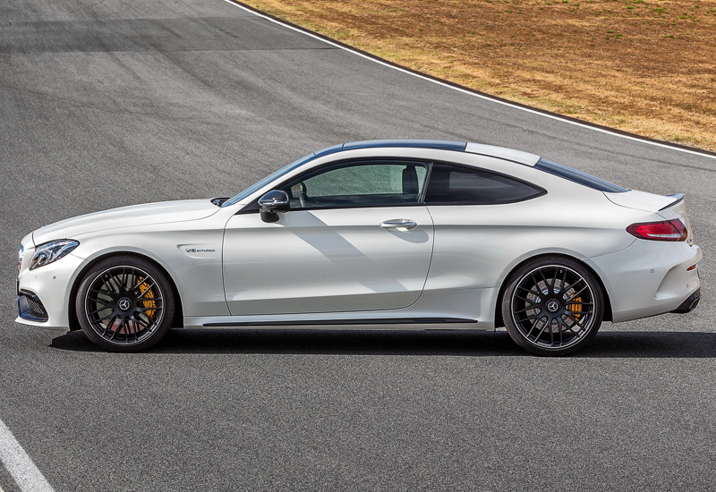2016 Mercedes-AMG C 63 S Coupe (C205)