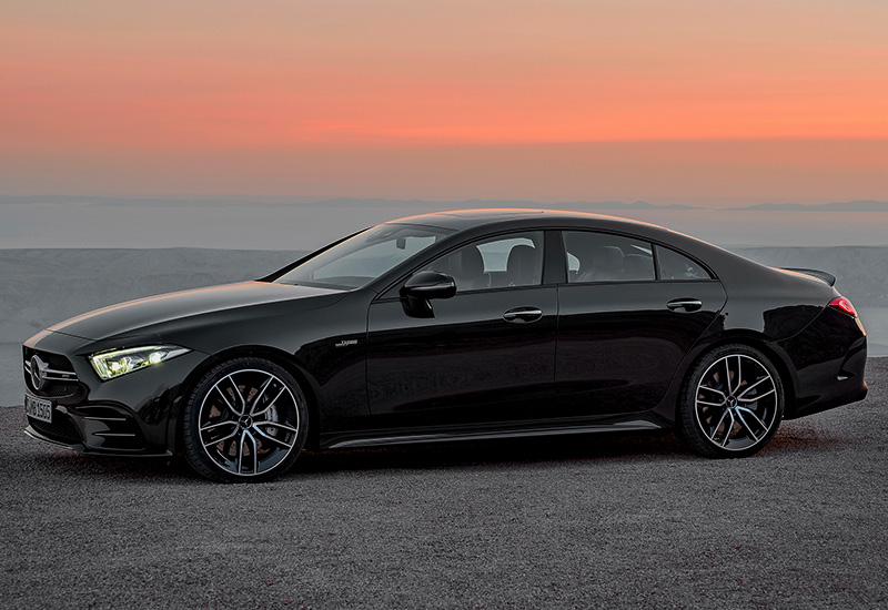 2019 Mercedes-AMG CLS 53 4Matic+ (C257)