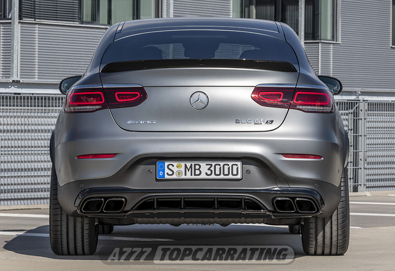 2019 Mercedes-AMG GLC 63 S Coupe 4Matic+ (C253)