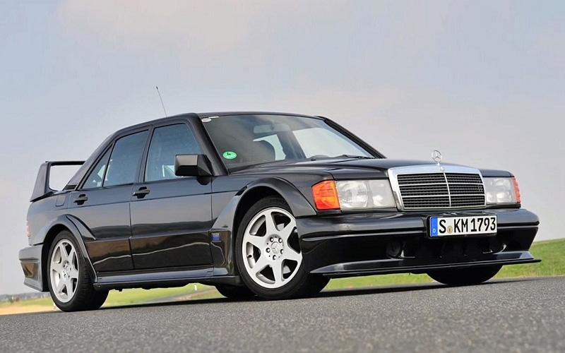 1990 Mercedes Benz 190e 2 5 16 Evolution Ii W201 Specs