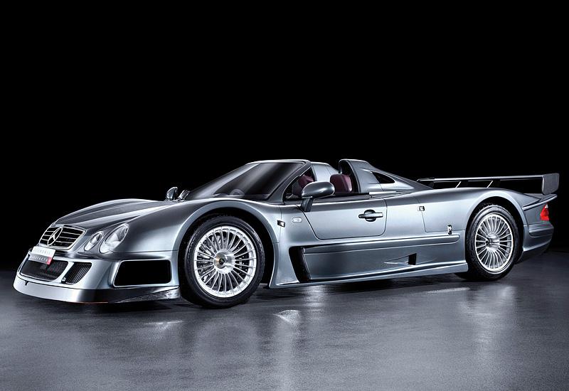2002 Mercedes Benz Clk Gtr Amg Roadster Specs Photo