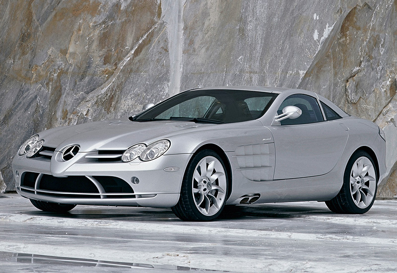 2003 Mercedes Benz Slr Mclaren Specs Photo Price Rating