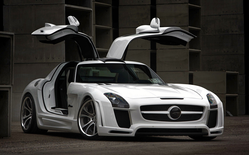 List Of Car Brands >> 2011 Mercedes-Benz SLS AMG FAB Design Gullstream - specs, photo, price, rating