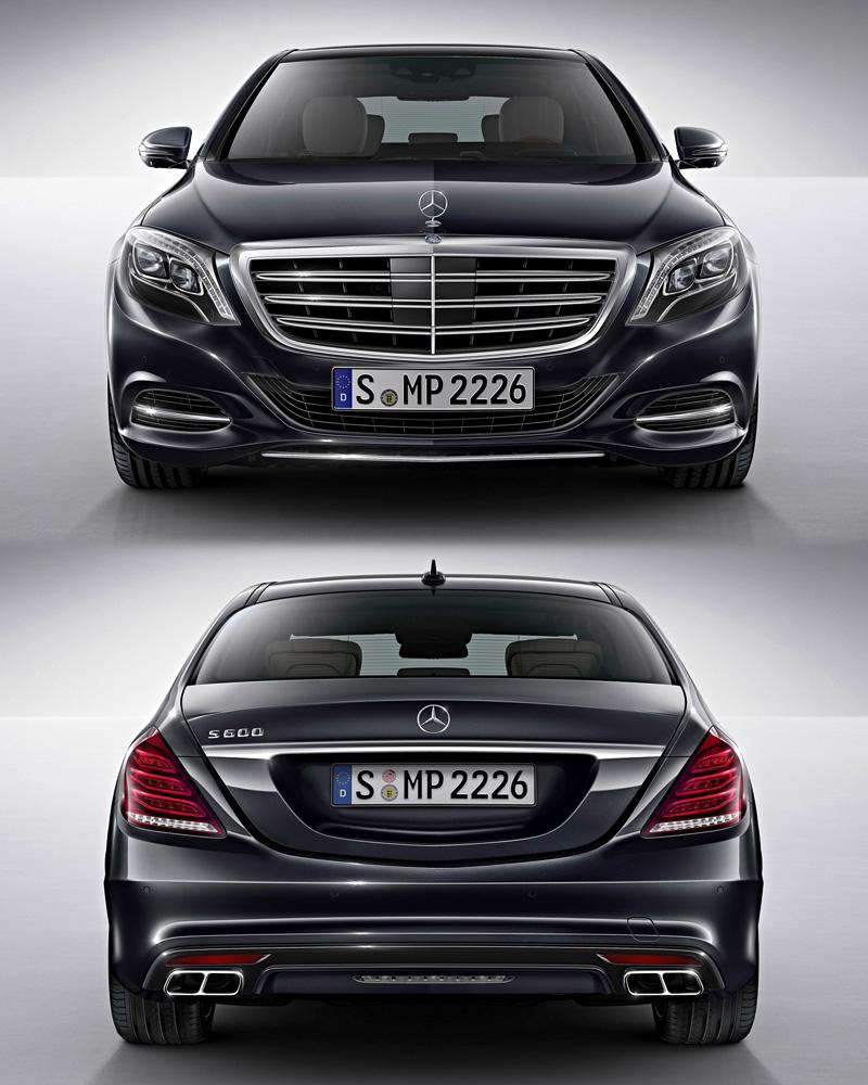 2014 Mercedes-Benz S 600 (V222)