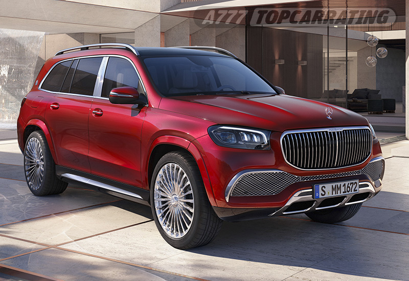 2020 Mercedes-Maybach GLS 600 4Matic (X167)