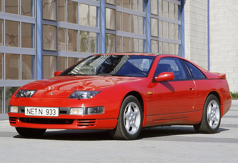 Nissan Fairlady Z >> 1989 Nissan Fairlady 300ZX Twin Turbo (Z32) - specs, photo, price, rating