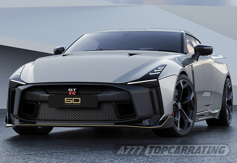 2021 Nissan GT-R50 Italdesign