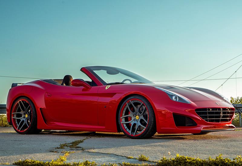 2015 Ferrari California T Novitec Rosso N Largo Price And Specifications