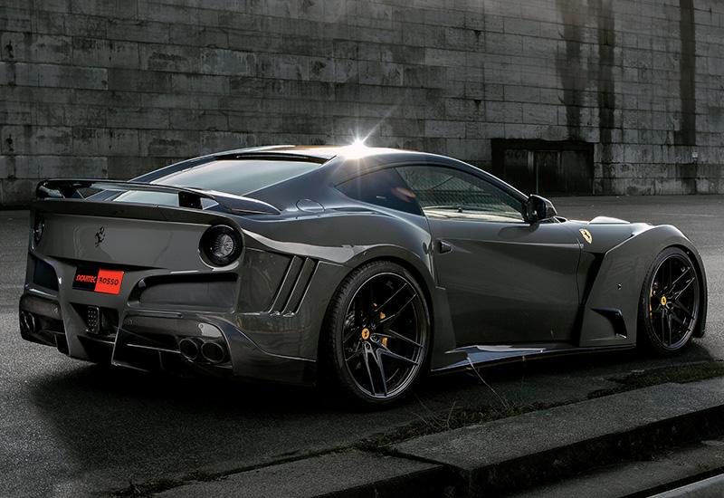 2016 Ferrari F12 Berlinetta Novitec Rosso N Largo S Price And Specifications