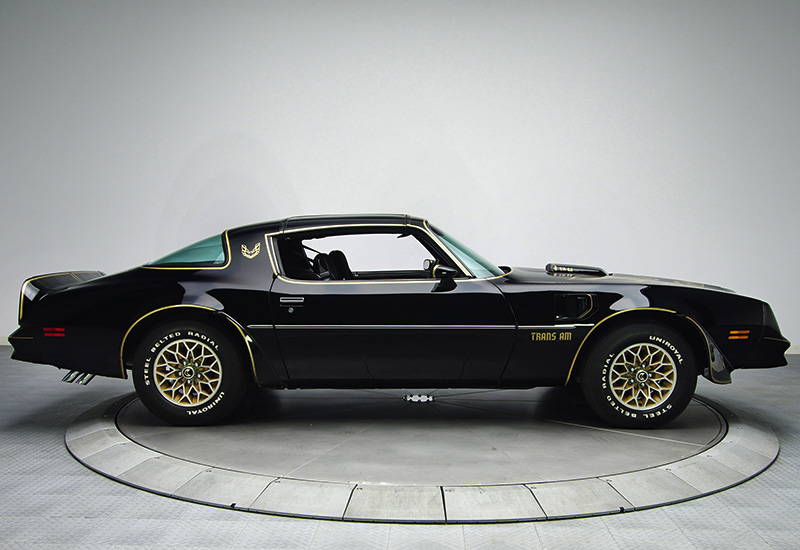 1977 Pontiac Firebird Trans Am W72