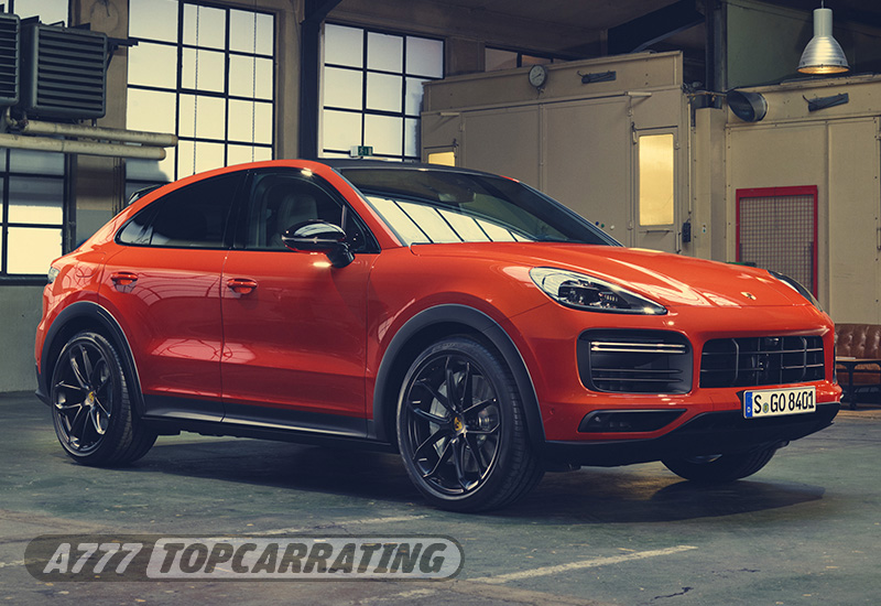 2019 Porsche Cayenne Coupe Turbo