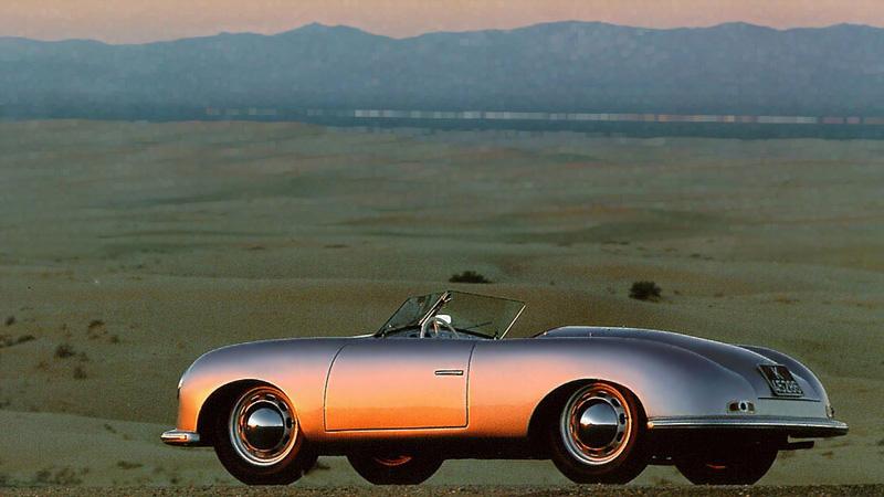 1948 Porsche 356 Nr 1 Roadster