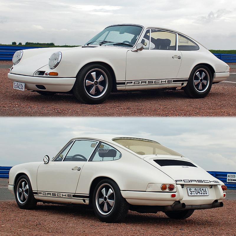 1967 Porsche 911 R 2.0 Coupe (901)