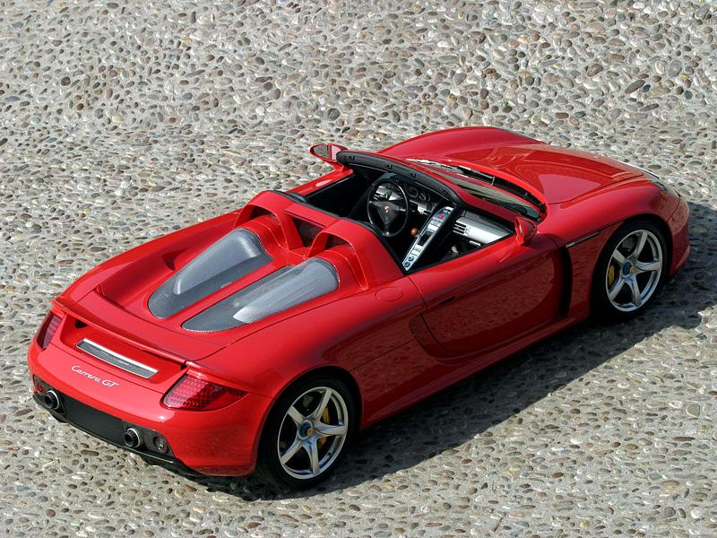 2003 Porsche Carrera GT specs photo price rating