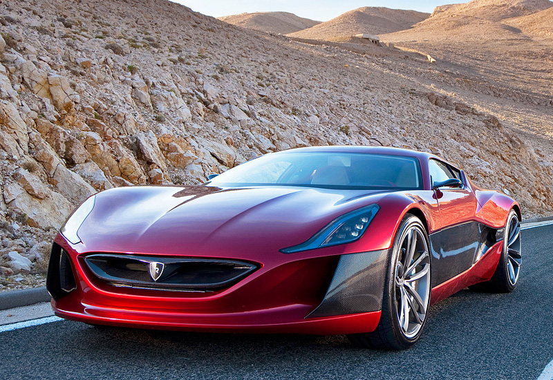 2012 Rimac Concept_One - specifications, photo, price, information, rating
