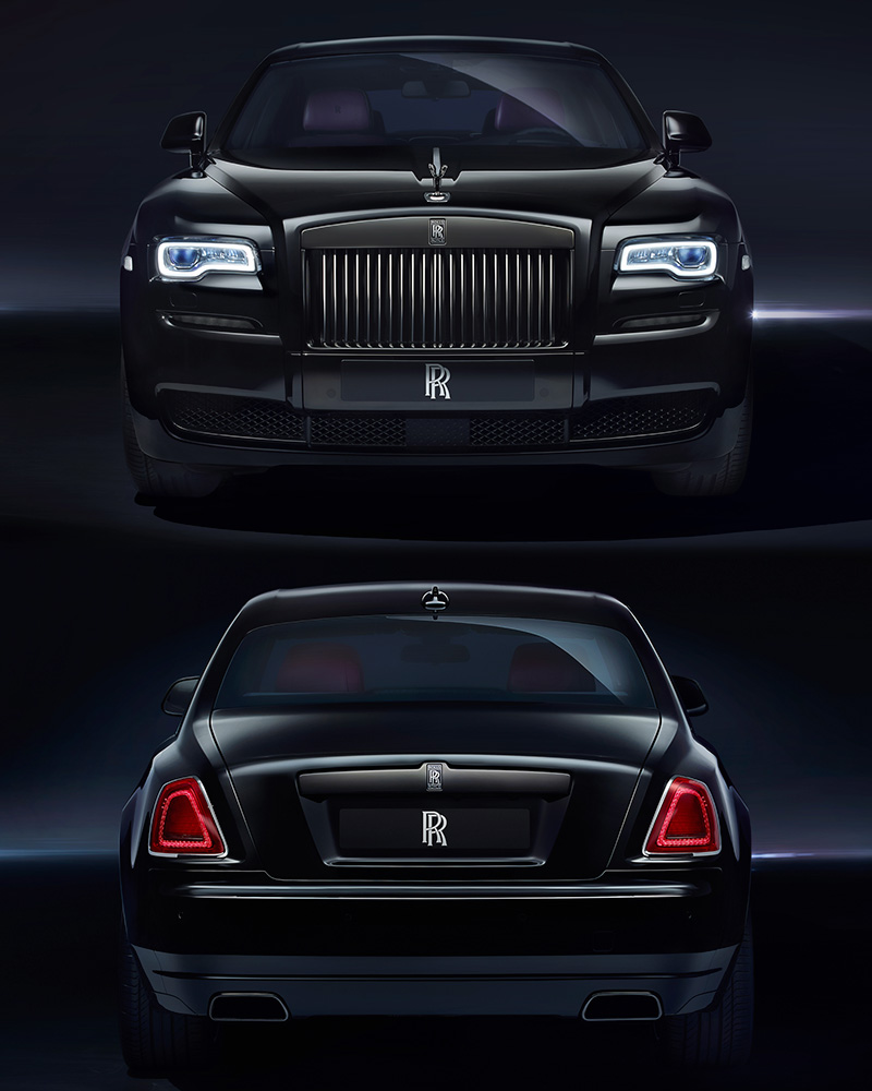 2016 Rolls-Royce Ghost Black Badge