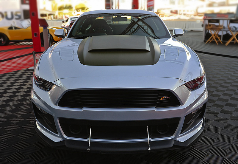 2017 Ford Roush P-51 Mustang
