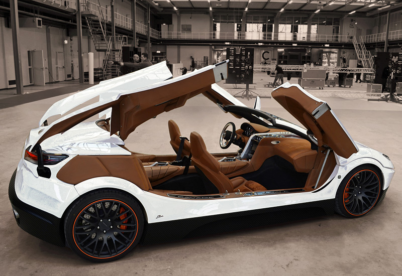 All Types Of Cars >> 2009 Savage Rivale Roadyacht GTS Concept - specs, photo, price, rating