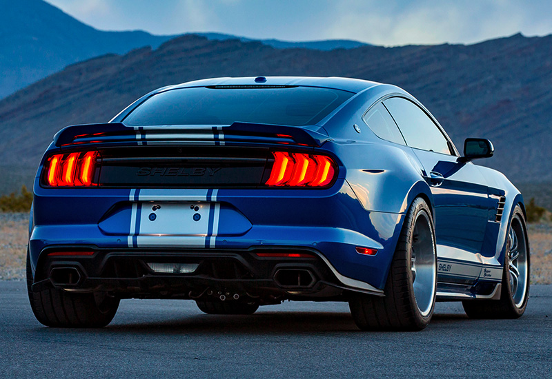 2019 Ford Mustang Shelby Super Snake Widebody